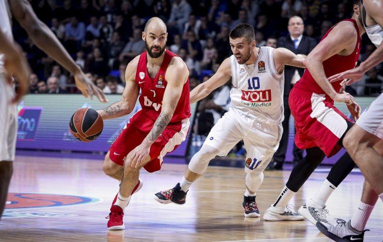Ανάλυση: Ετσι πέρασε από την Ποντγκόριτσα ο Ολυμπιακός | tanea.gr