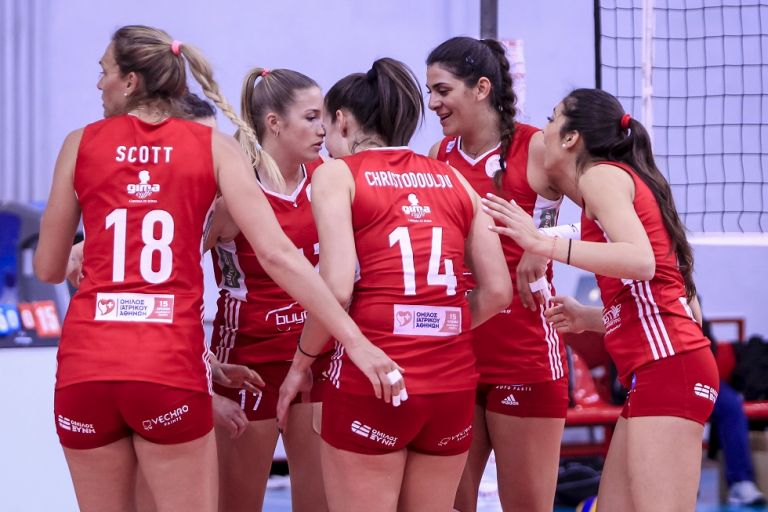 Ολυμπιακός – Ηλυσιακός 3-0 | tanea.gr