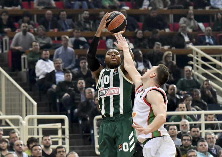 Παναθηναϊκός: MVP ο Ντεσόν Τόμας | tanea.gr