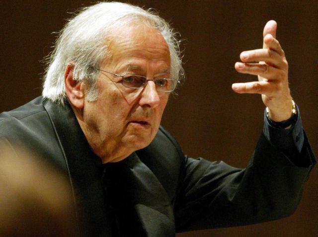 Πέθανε ο σπουδαίος μαέστρος και συνθέτης Αντρέ Πρεβέν | tanea.gr