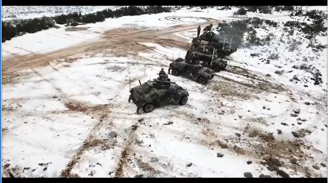 Εντυπωσιακό βίντεο από την άσκηση «Μέγας Αλέξανδρος 2019»   tanea.gr
