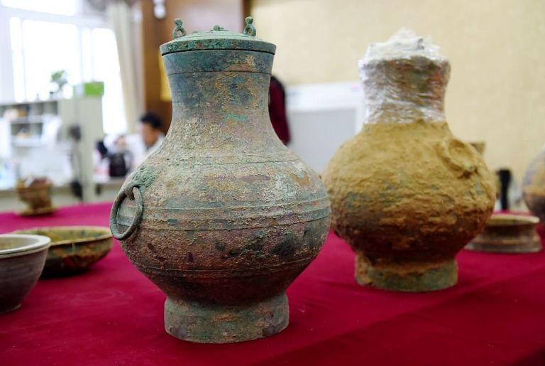Αρχαιολόγοι βρήκαν το «ελιξίριο της ζωής» στην Κίνα | tanea.gr