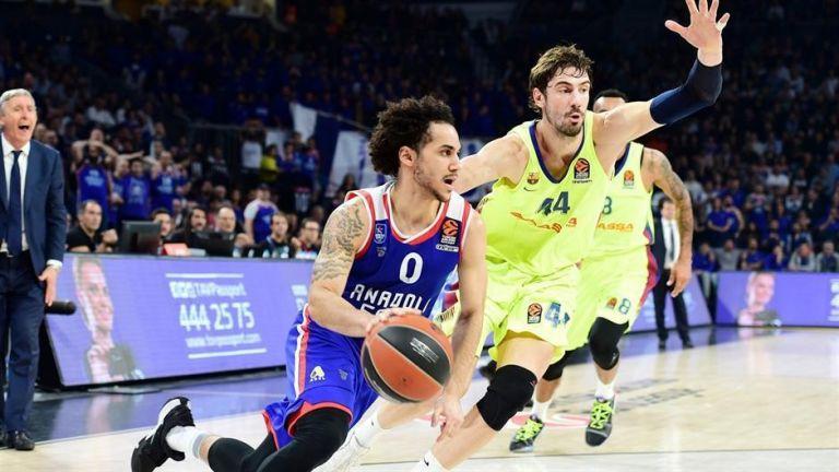 MVP της 25ης αγωνιστικής ο «σαρωτικός» Λάρκιν! | tanea.gr
