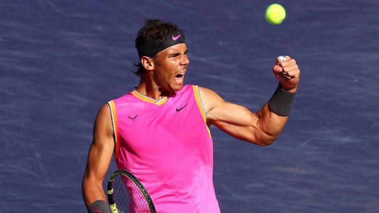 Τιτανομαχία Φέντερερ – Ναδάλ στα ημιτελικά του Indian Wells | tanea.gr
