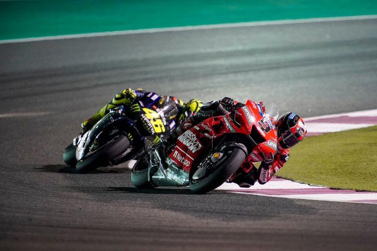 Θρίαμβος του Ντοβιτσιόζο και της Ducati στο Κατάρ | tanea.gr