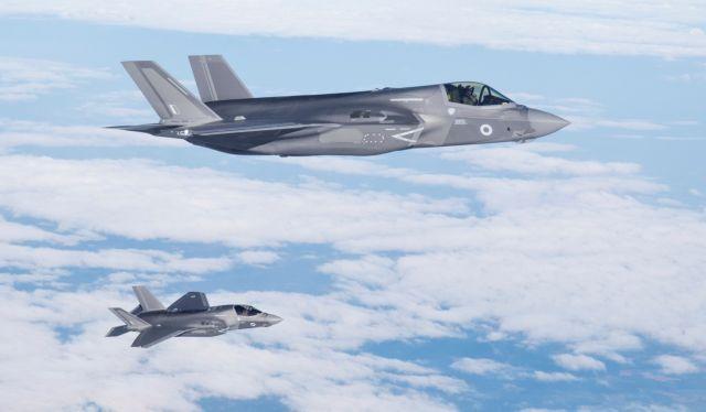 ΗΠΑ: Ισως παγώσουν την παράδοση των F-35 στην Τουρκία | tanea.gr