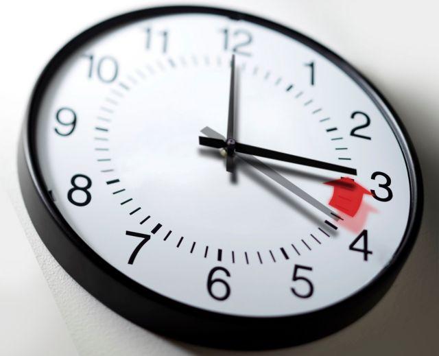Θερινή ώρα : Πότε θα γυρίσουμε τους δείκτες του ρολογιού   tanea.gr