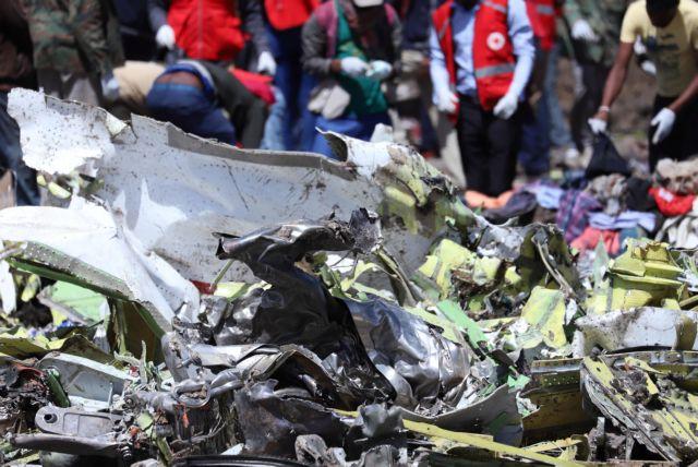 Boeing: H ανακοίνωση της μετά την αεροπορική τραγωδία | tanea.gr