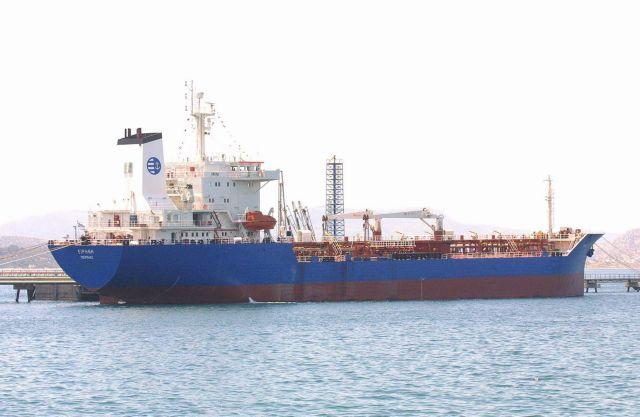 Ανοιχτά της Άνδρου προσάραξε το Δεξαμενόπλοιο Άγιος Ανδρέας | tanea.gr