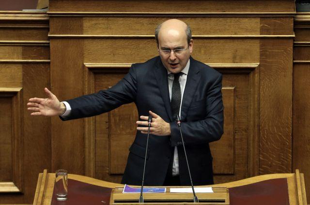 Χατζηδάκης: Σε γκρίζο φόντο η έκδοση δεκαετούς ομολόγου | tanea.gr
