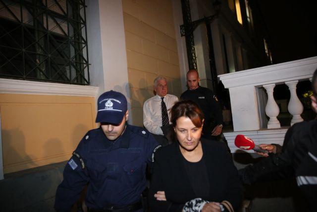 Ελεύθερη με εγγύηση 155.000 ευρώ η σύζυγος του Γιάννου Παπαντωνίου | tanea.gr