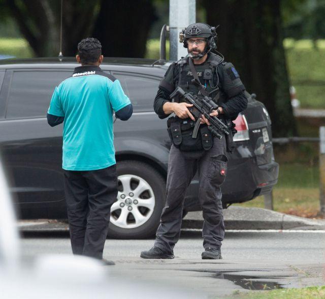 Ακροδεξιός Αυστραλός ο δράστης της τρομοκρατικής επίθεσης | tanea.gr