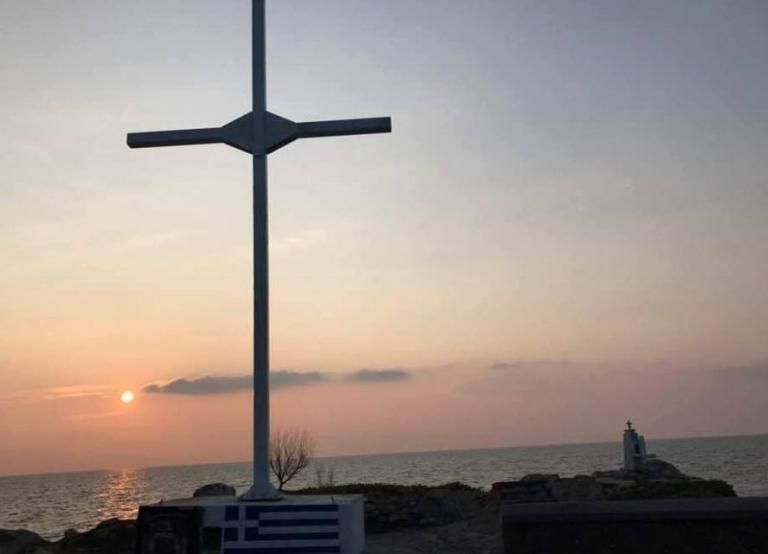 Μυτιλήνη: Αφήνουν ελεύθερους τους 36 κατηγορούμενους για την τοποθέτηση σταυρού | tanea.gr