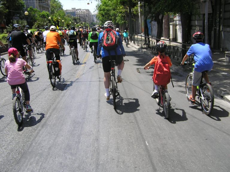 Το ποδήλατο στα Ανοιχτά Σχολεία | tanea.gr