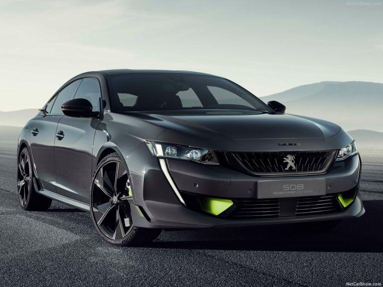 Peugeot: Με υβριδικό 508 και 400 ίππους | tanea.gr