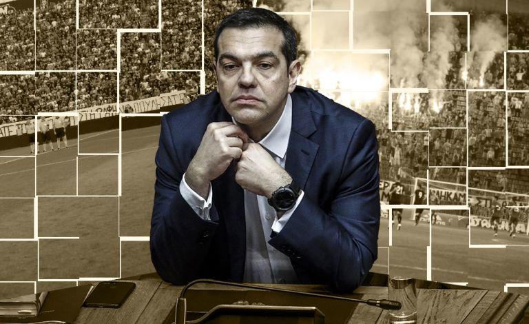 Το «να συναντηθούν οι μεγάλοι με τον Τσίπρα» και «αυτός που κατέστρεψε το ποδόσφαιρο» | tanea.gr