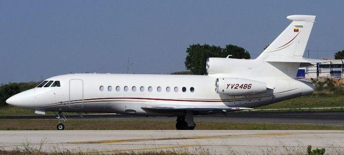 Ο ΥΠΕΞ του Μαδούρο ήταν στο αεροσκάφος της Βενεζουέλας | tanea.gr