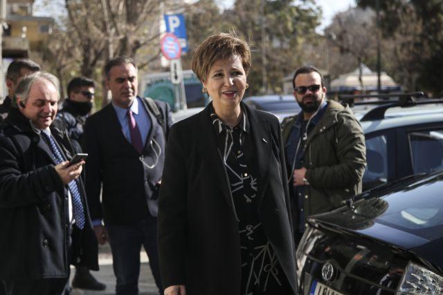 Γεροβασίλη : «Τάγματα εφόδου» οι πολίτες που την αποδοκίμασαν   tanea.gr