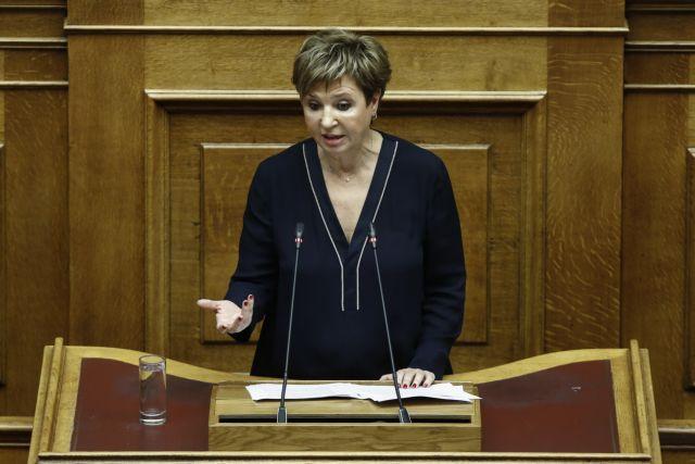Το σχόλιο της Γεροβασίλη για τον νέο Ποινικό Κώδικα | tanea.gr