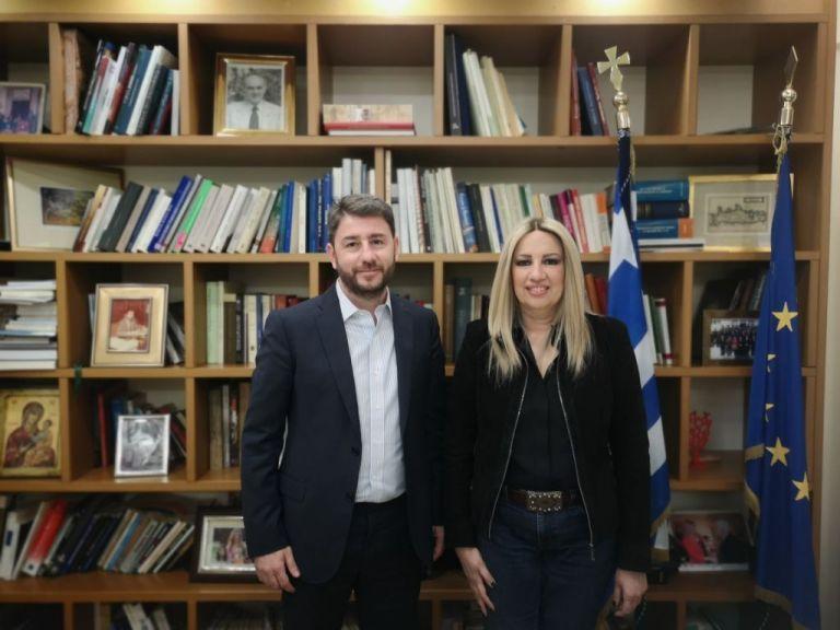 Ξανά υποψήφιος ευρωβουλευτής ο Νίκος Ανδρουλάκης | tanea.gr