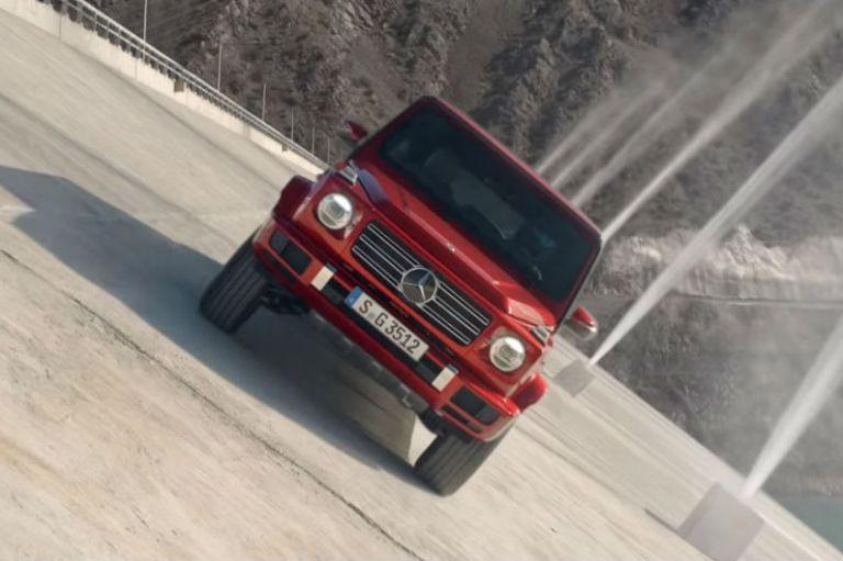 Η νέα Mercedes-Benz G-Class σκαρφαλώνει σαν κατσίκι | tanea.gr