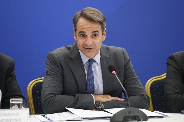 Υπουργός Αμυνας της Γερμανίας : Μελλοντικός πρωθυπουργός ο Μητσοτάκης | tanea.gr