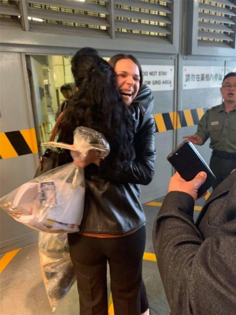 Μελισσαροπούλου: Οι πρώτες φωτογραφίες μετά την αθώωση της | tanea.gr