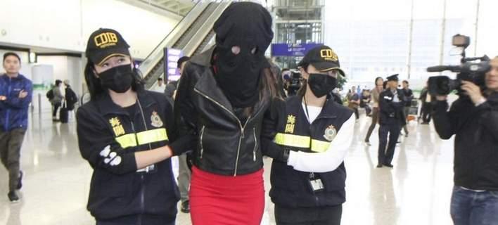 Τι είπε στην απολογία του το μοντέλο που συνελήφθη για κοκαϊνη στο Χονγκ Κονγκ   tanea.gr