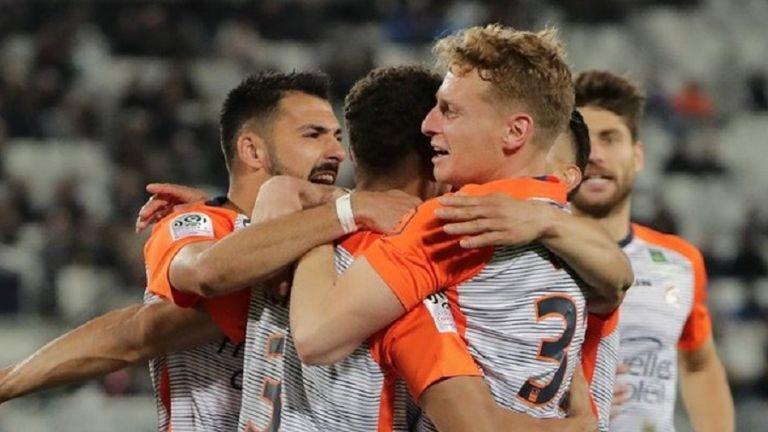 Ligue 1: Έβγαλε αντίδραση η Μονπελιέ, ελπίζει σε ευρωπαϊκή έξοδο | tanea.gr