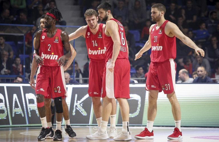 Βαθμολογία Euroleague: 8ος ο Ολυμπιακός σε τριπλή ισοβαθμία | tanea.gr