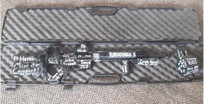 Νέα Ζηλανδία: Το όπλο του μακελάρη έγραφε «Τουρκοφάγος» | tanea.gr