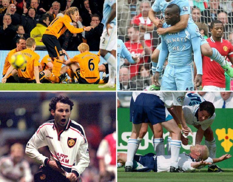 Αφιέρωμα: Οι πιο τρελοί πανηγυρισμοί στην ιστορία του ποδοσφαίρου | tanea.gr