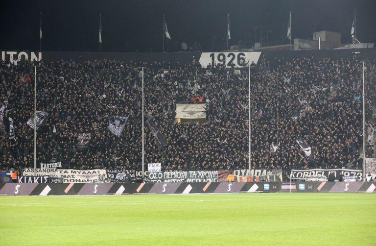 Πειθαρχική Super League : Πρόστιμο στον ΠΑΟΚ για το ντέρμπι με τον Άρη   tanea.gr