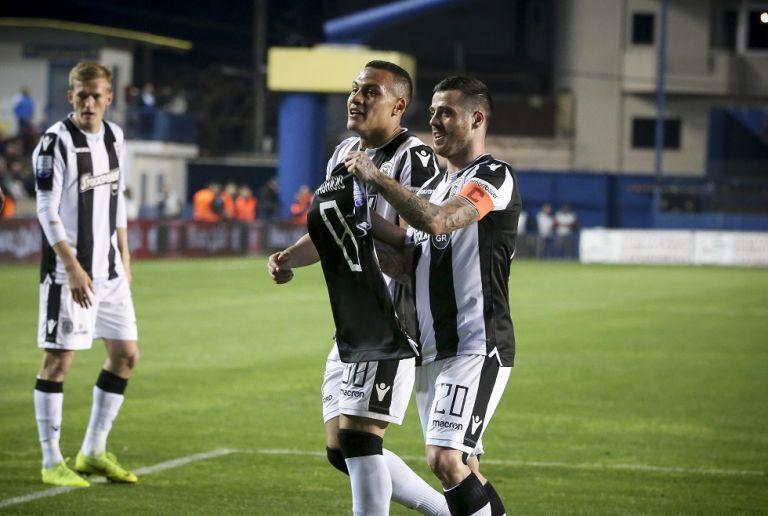 Η αφιέρωση των παικτών του ΠΑΟΚ στον Μαουρίσιο | tanea.gr