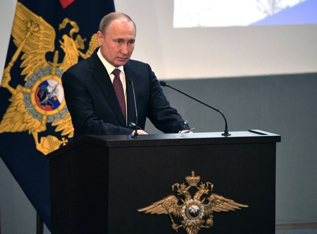 H Μόσχα συνεχάρη τον Μαδούρο γιατί δεν συνέλαβε τον Γκουαϊδό | tanea.gr