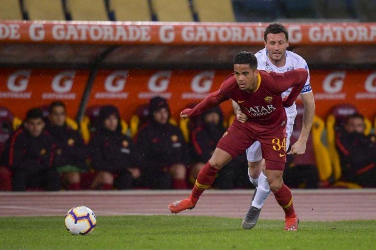 Serie A : Στο -3 από την 4αδα η Ρόμα, 2-1 την Έμπολι | tanea.gr