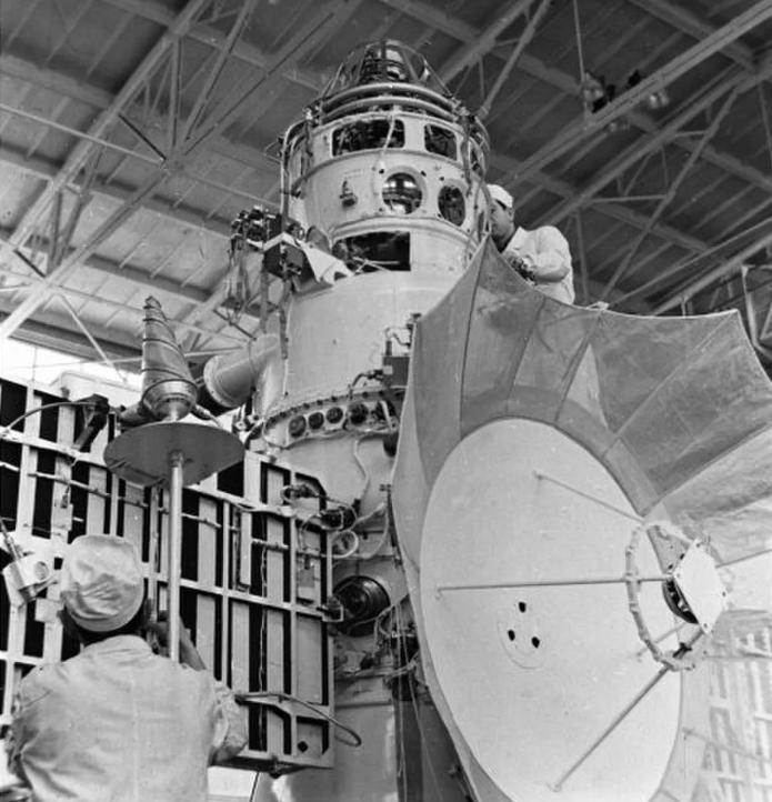 Σοβιετικό διαστημικό σκάφος ετοιμάζεται να πέσει στη Γη   tanea.gr