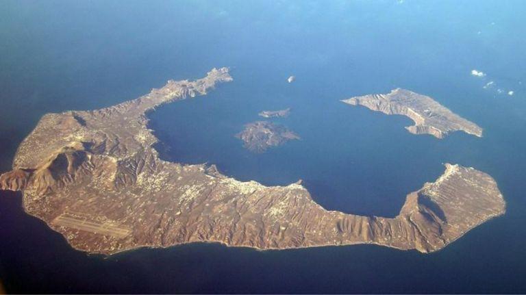 «Φωτογραφήθηκε» για πρώτη φορά το εσωτερικό του ηφαιστείου Σαντορίνης | tanea.gr