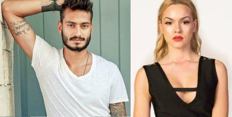 Σάββας Γκέντσογλου - Βίκυ Κάβουρα: Το νέο ζευγάρι της Showbiz | tanea.gr