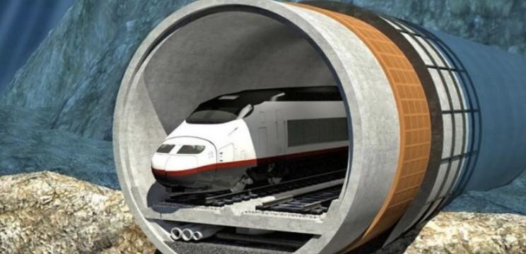 Κινεζική εταιρεία ετοιμάζει τη μεγαλύτερη υποθαλάσσια σιδηροδρομική σήραγγα του κόσμου | tanea.gr