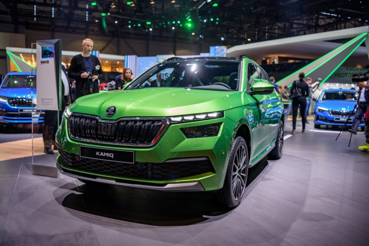 Skoda Kamiq: Πότε θα κυκλοφορήσει στην ελληνική αγορά το νέο SUV | tanea.gr