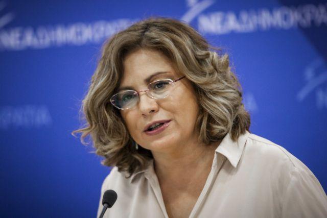 Υποψήφια για την Ευρωβουλή η Σπυράκη – Νέα εκπρόσωπος Τύπου της ΝΔ η Ζαχαράκη   tanea.gr