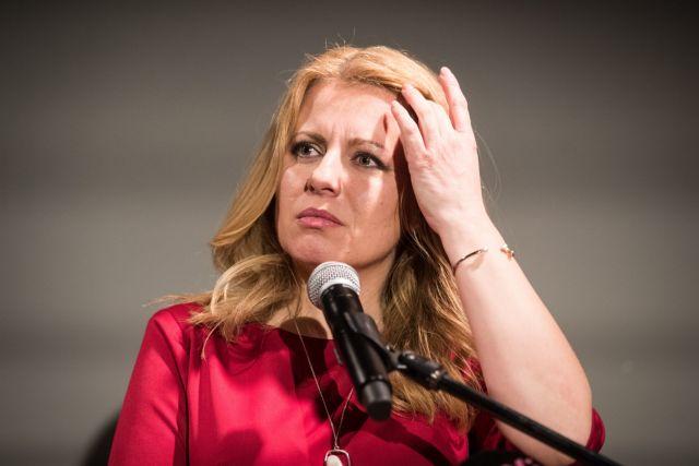 Ζουζάνα Τσαπούτοβα: Η δικηγόρος που είναι φαβορί για την προεδρία της Σλοβακίας   tanea.gr