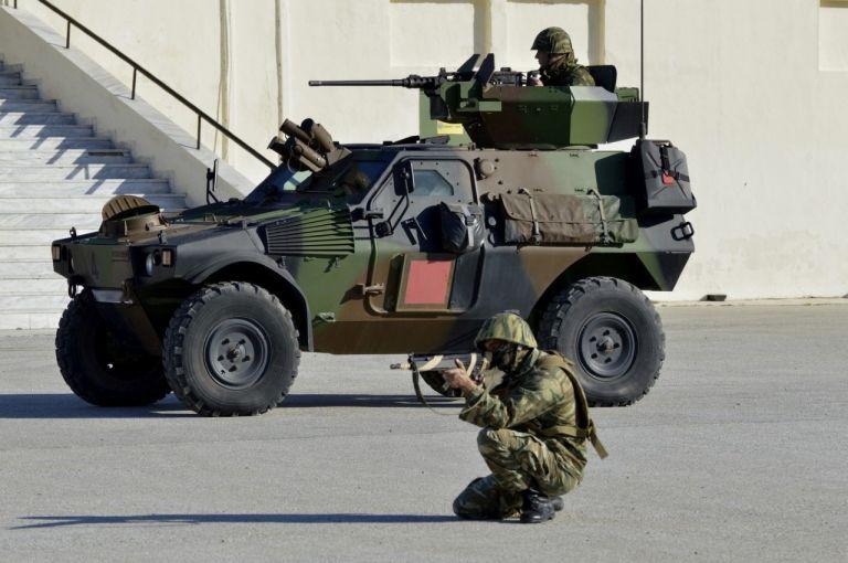 Πανέτοιμος για αποτροπή κάθε απειλής ο Στρατός Ξηράς | tanea.gr