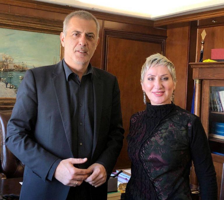 Στον συνδυασμό του Γιάννη Μώραλη η Άρτεμις Πινακουλάκη-Λεούση | tanea.gr