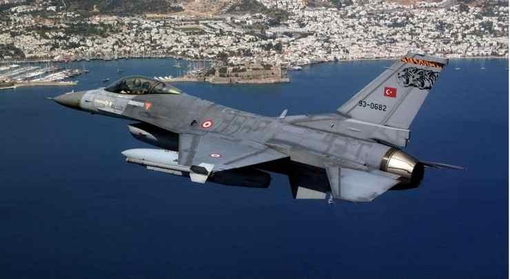 Τουρκία: Στέλνει πλοία και μαχητικά F-16 στη Μεσόγειο | tanea.gr