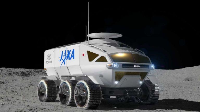 Μεγάλο σεληνιακό όχημα εξελίσσει η Toyota | tanea.gr