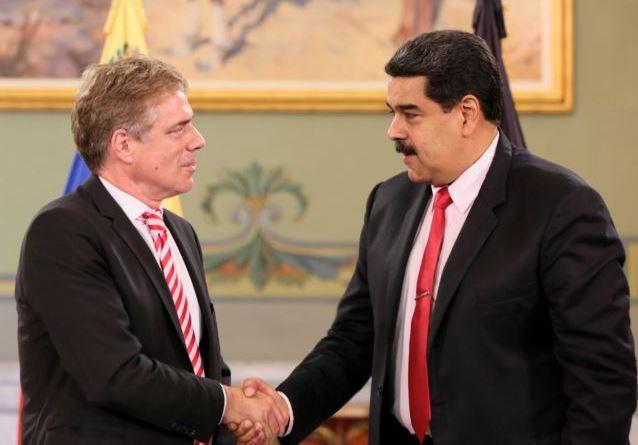 Η Βενεζουέλα απέλασε τον πρέσβη της Γερμανίας   tanea.gr