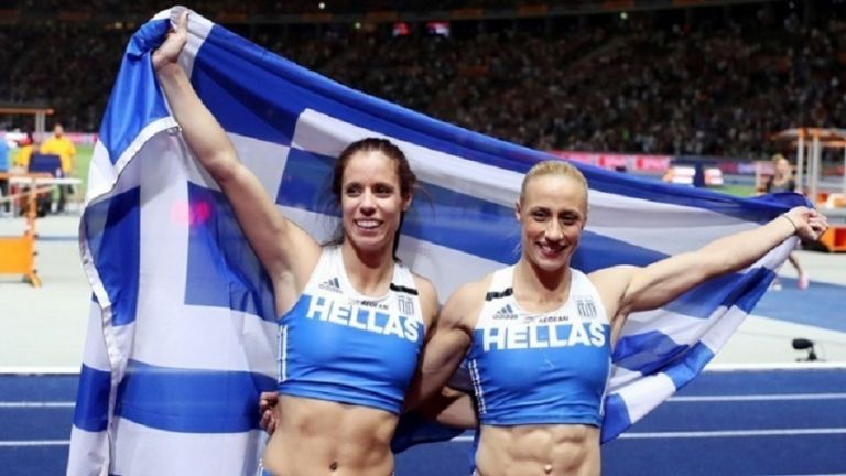 Κυριακοπούλου: «Θέλω να αφιερώσω το μετάλλιο στην κόρη μου» | tanea.gr