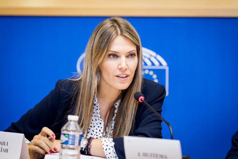 Μέτρα για την προστασία εργαζόμενων με συμβάσεις ορισμένου χρόνου ζητά η Εύα Καϊλή   tanea.gr